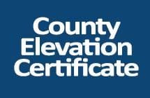 County Elevation Certificate